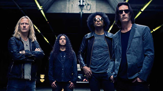alice in chains gira 2018