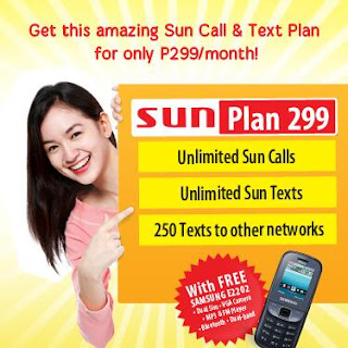 Sun Plan 299 free Samsung E2202
