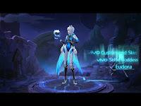 Mobile Legends : Cara Redeem/Tukar Kode Skin Eudora Vivo