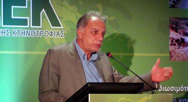 Ο Σύνδεσμος  Ελληνικής Κτηνοτροφίας πρότεινε συγκεκριμένο πλαίσιο ανασυγκρότησης της κτηνοτροφίας