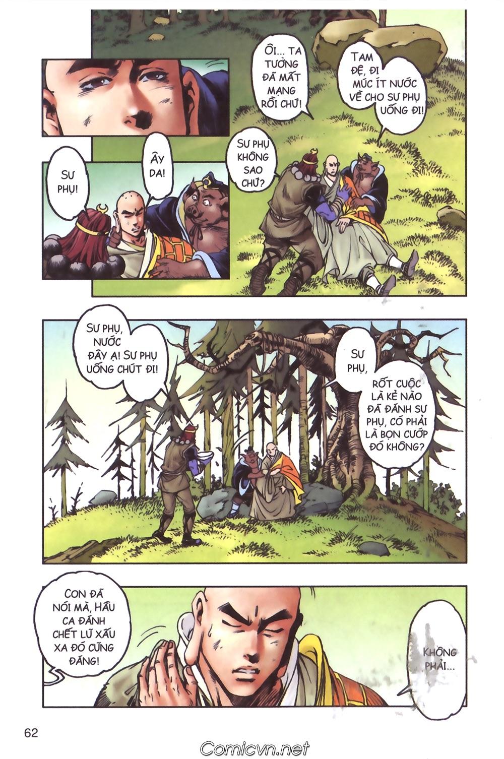 Tây Du Ký màu - Chapter 102 - Pic 32