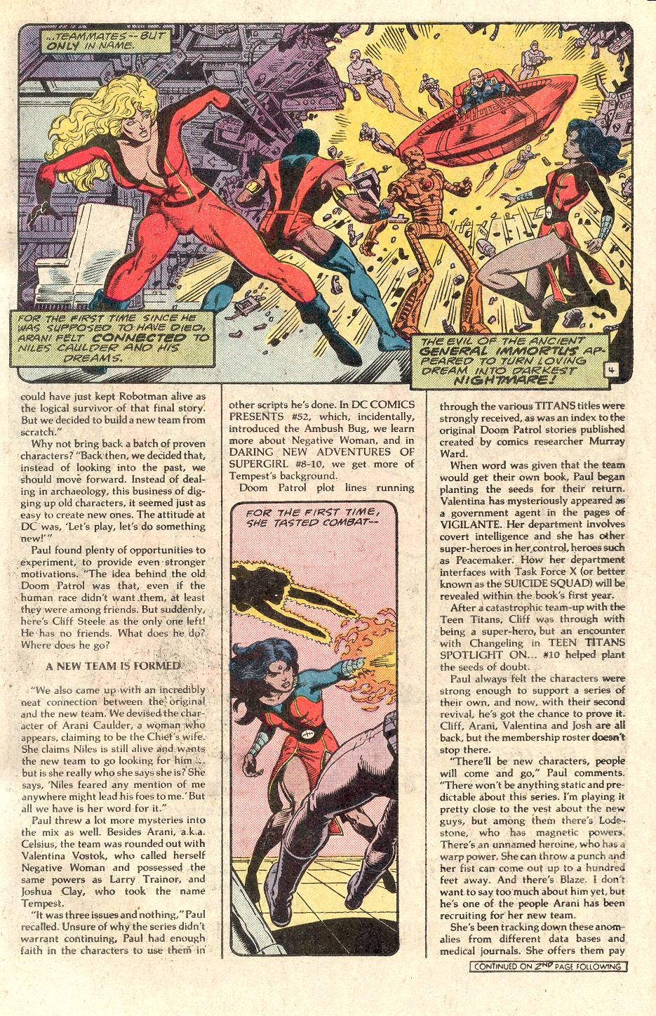 Read online Secret Origins (1986) comic -  Issue # _Annual 1 - 34