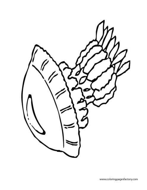 free j jelly fish coloring pages