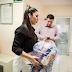 (Fotos) Emma Coronel esposa del Chapo Guzmán ayuda a niños con cáncer en Sinaloa