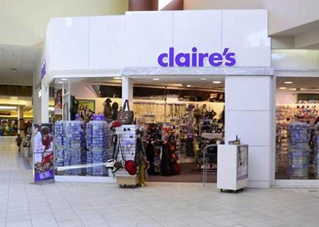 Claires Schmuck Online Shop