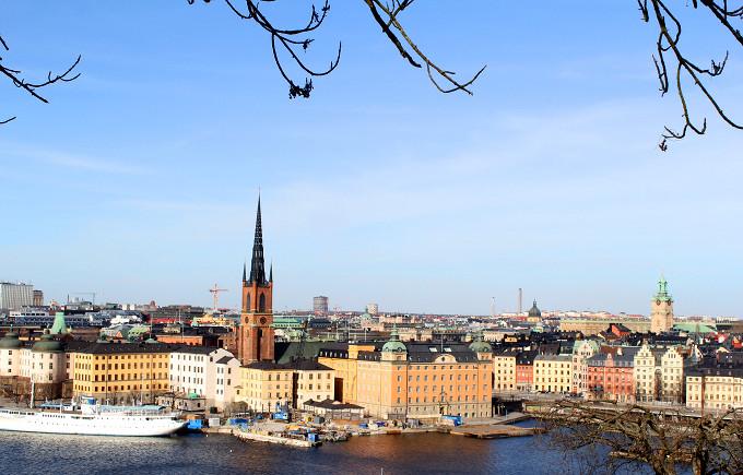The Wayfarer - Sunny Stockholm
