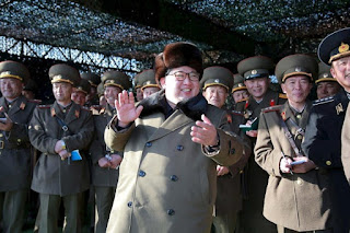 Tak Terima Diledek Bocah Gendut Gila, Kim Jong-un (Korut) Ancam Perangi AS