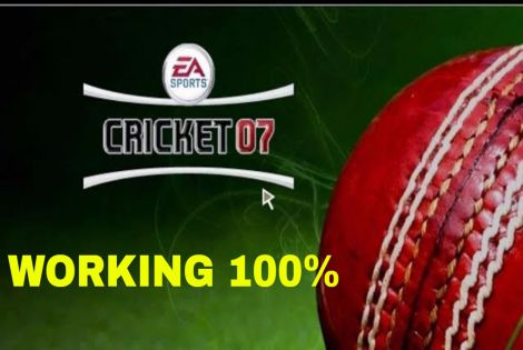 Download EA Cricket 07 Game For PC