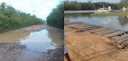 Sem manutenção na MA-006 entre Cururupu e Pindobal, populares farão recuperação de trechos da via e do Porto de Pindobal, para facilitar acesso e escoamento da produção.