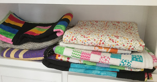 A FEW EXTRA QUILTS!