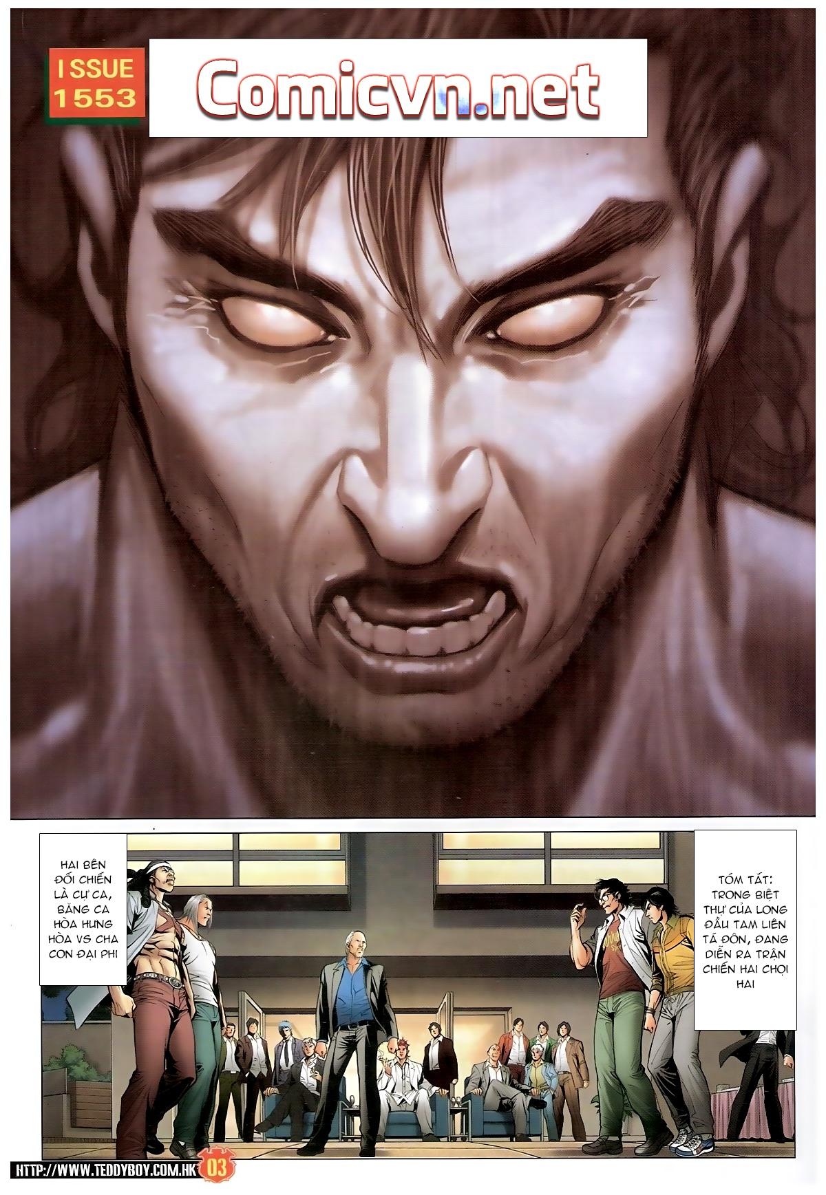 Người Trong Giang Hồ - Chapter 1553: Bệnh cũ tái phát - Pic 2