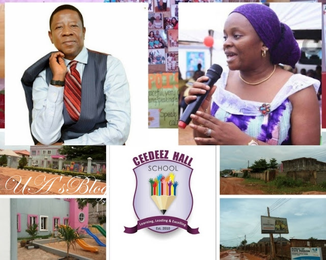 HOW HOUSE OF REPS ASPIRANT GEORGE OROGUN USED DELTA FUNDS IN DEFUNCT OCEANIC BANK TO BUILD SCHOOL FOR FEMALE LOVER