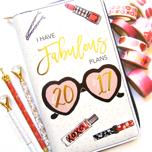 Recollections Fabulous Zipped Planner