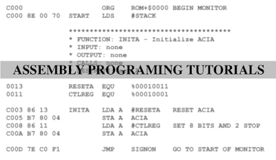 Assembly Code Examples