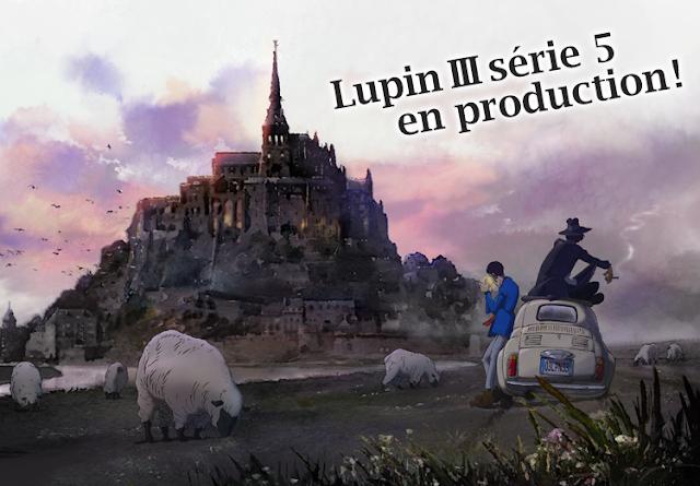 Lupin III Part 5