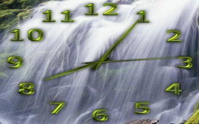 The Aero Clock - Widget Horloge sur Windows
