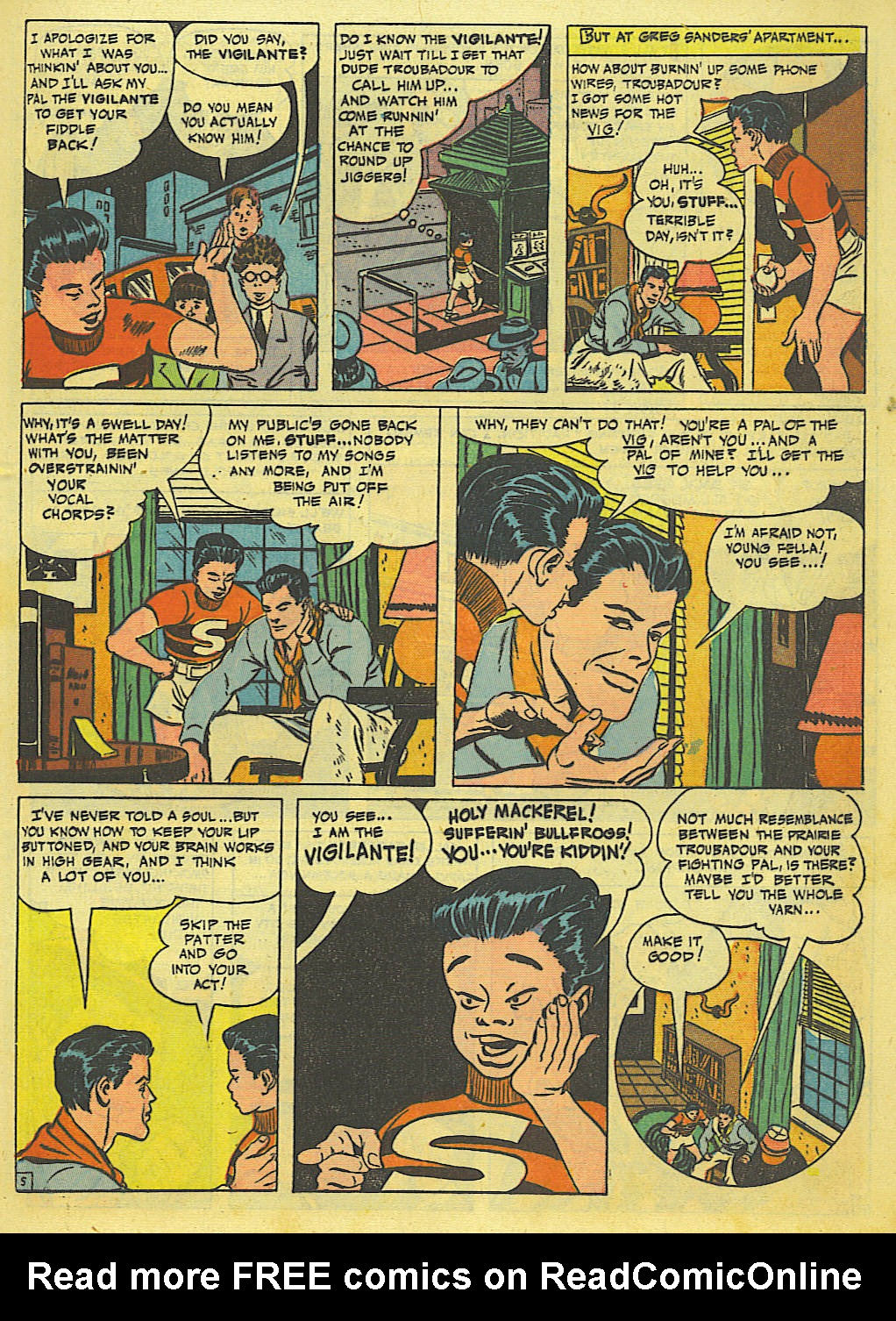 Read online Action Comics (1938) comic -  Issue #52 - 23