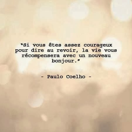 citations et panneaux facebook partager citation de paulo coelho sur le courage de recommencer. Black Bedroom Furniture Sets. Home Design Ideas