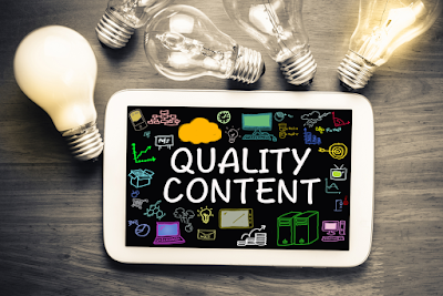 Quality content Best Ways For Social Media Marketing