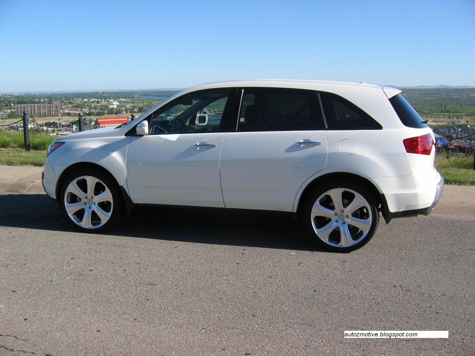 top speed latest cars 2007 acura mdx. Black Bedroom Furniture Sets. Home Design Ideas