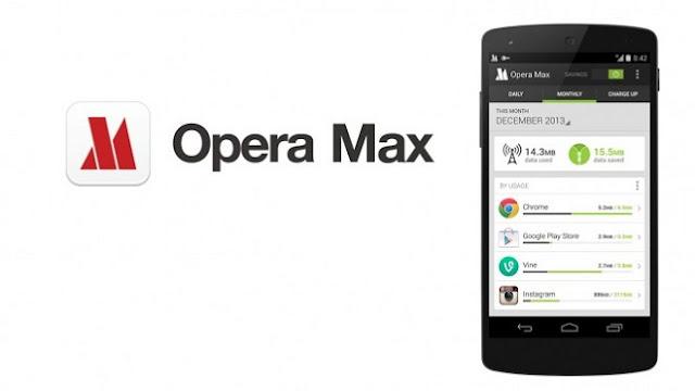 Solusi Hemat Kuota Browsing dan Streaming Dengan Opera Max