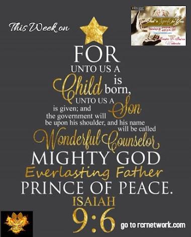 Unto Us A Child.....