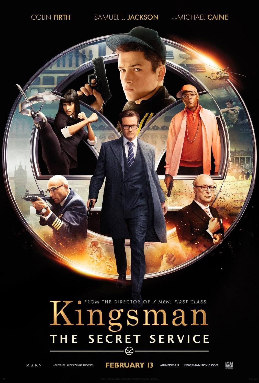 Kingsman: Serviço Secreto - Legendado
