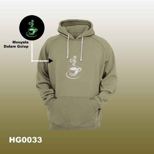 Jual Hoodie Glow In The Dark