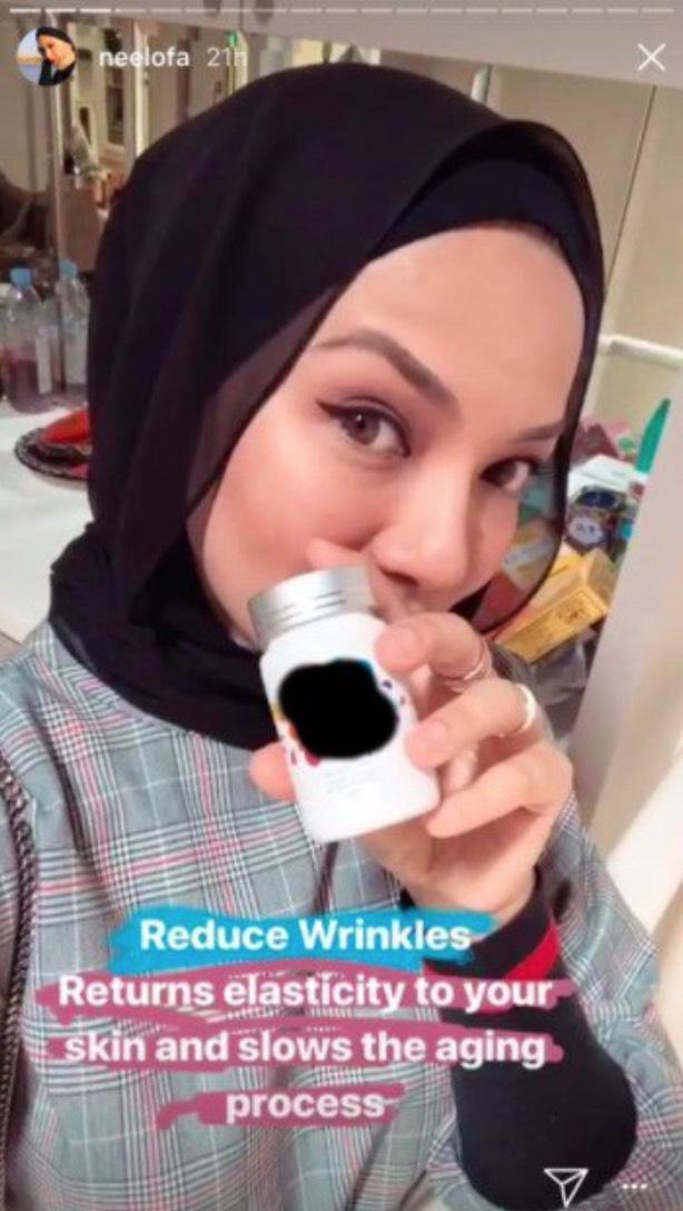 Wardina Safiyyah Dan Alicia Amin 'Sound' Neelofa Isu Promosikan Produk Kurangkan Kedutan, Anjalkan Dan Putihkan Kulit Untuk Kanak-Kanak Dan Bayi