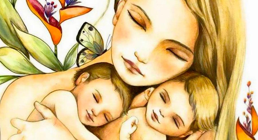 Разные открытки о маме и для мамы