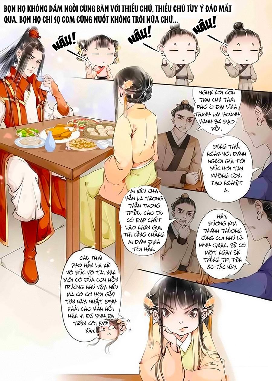 Nhà Ta Có Tiểu Thiếp chap 26 - Trang 7