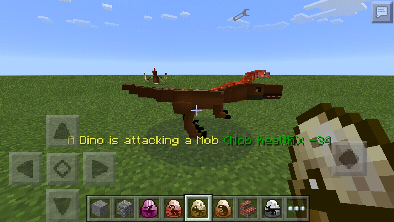 how to create a mod for minecraft pe