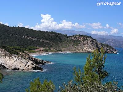 spiagge Corsica