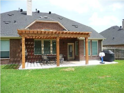 affordable shade patio covers inc the scheill cedar shade arbor