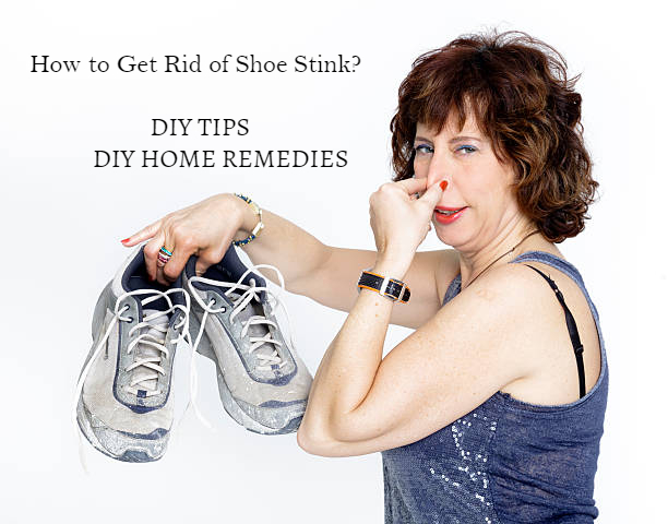 how to get rid of shoe stink