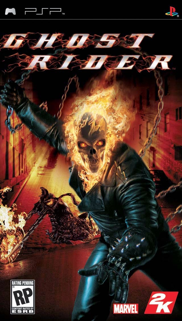 Ghost Rider PSP Game For Android Phones & Tablets Free ...