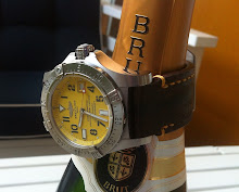 Per's Breitling Seawolf on 1945 Swiss Ammo strap