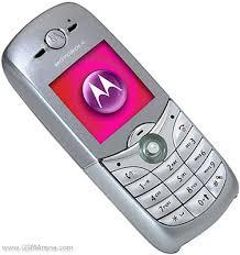 Spesifikasi Handphone Motorola C650
