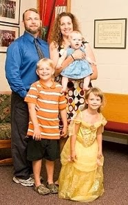 Trevor and Teresa Johnson Family