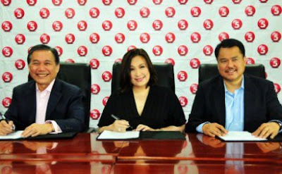 Sharon Cuneta Transfers to TV5