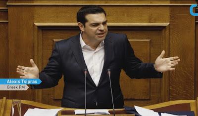 ギリシャ 首相 チプラス