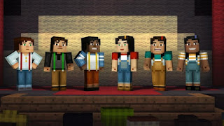 Minecraft: Story Mode Apk Mod (Episode Unlocked)