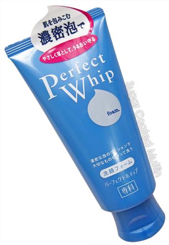 Senka Perfect Whip cleansing foam
