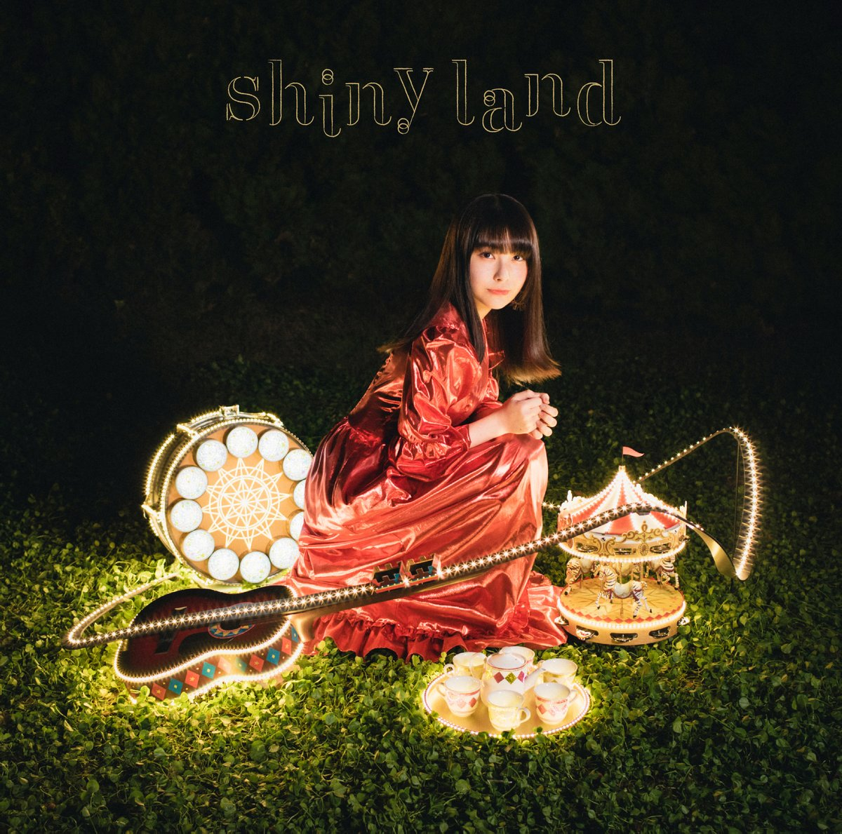 坂口有望 Ami Sakaguchi - shiny land [2020.02.19+MP3+RAR]