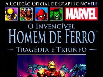 Lançamentos de maio: Coleções Marvel de Graphic Novels Salvat