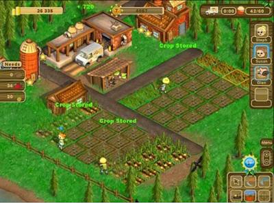 豐收農場(Country Harvest),一起來建立一個繁榮的農村吧!