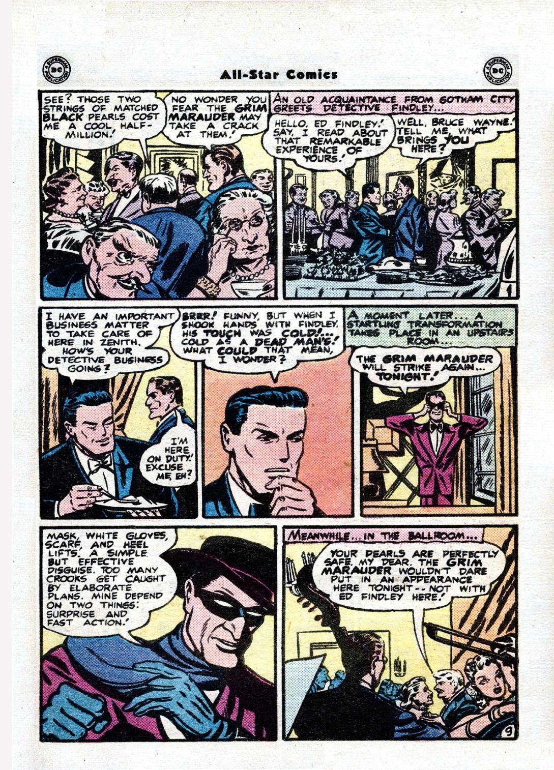 Read online All-Star Comics comic -  Issue #36 - 11
