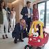 """Coñecendo a nova escola infantil, da """"Galiña Azul"""" do centro interxeracional de Ourense"""