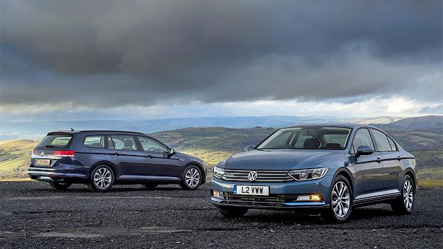 Volkswagen Passat BlueMotion range