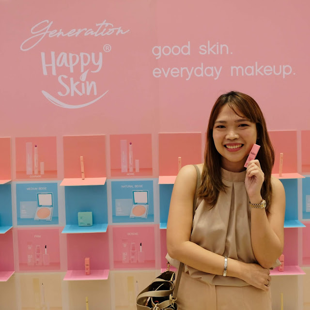 a photo of Generation Happy Skin #KathXHappySkin Launch by Nikki Tiu of www.askmewhats.com